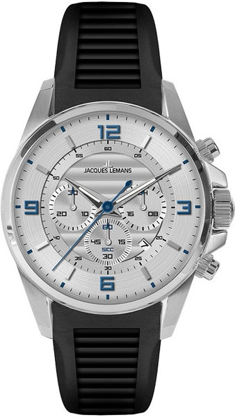 1-1799B  кварцевые наручные часы Jacques Lemans для мужчин  1-1799B