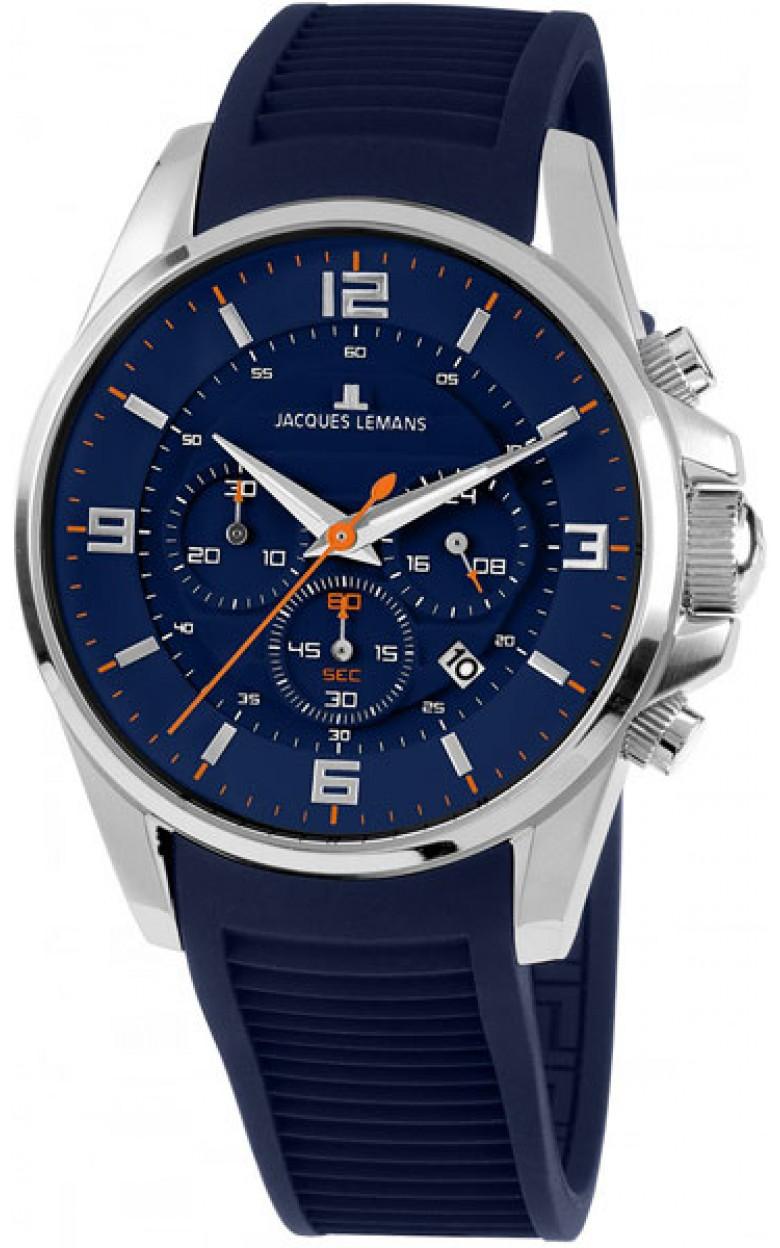 1-1799C  мужские кварцевые наручные часы Jacques Lemans  1-1799C