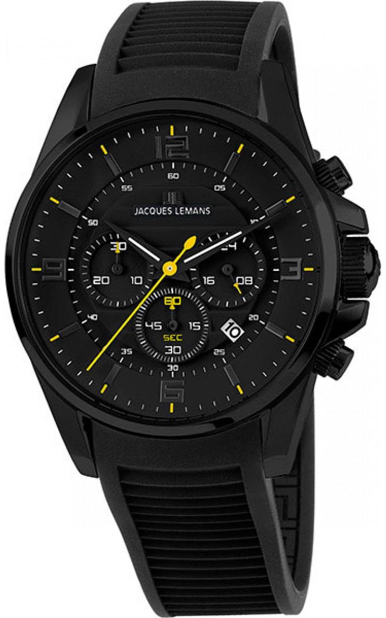 1-1799E  кварцевые часы Jacques Lemans  1-1799E