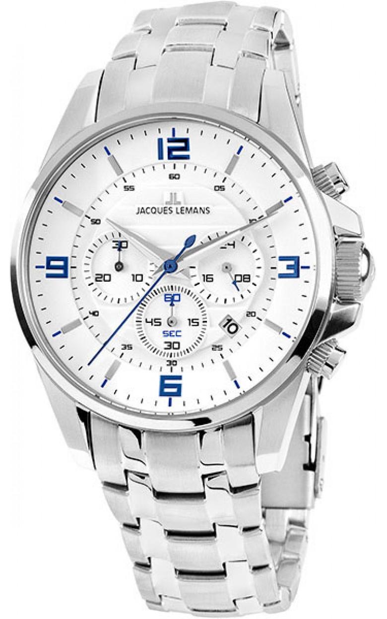 1-1799G  кварцевые часы Jacques Lemans  1-1799G