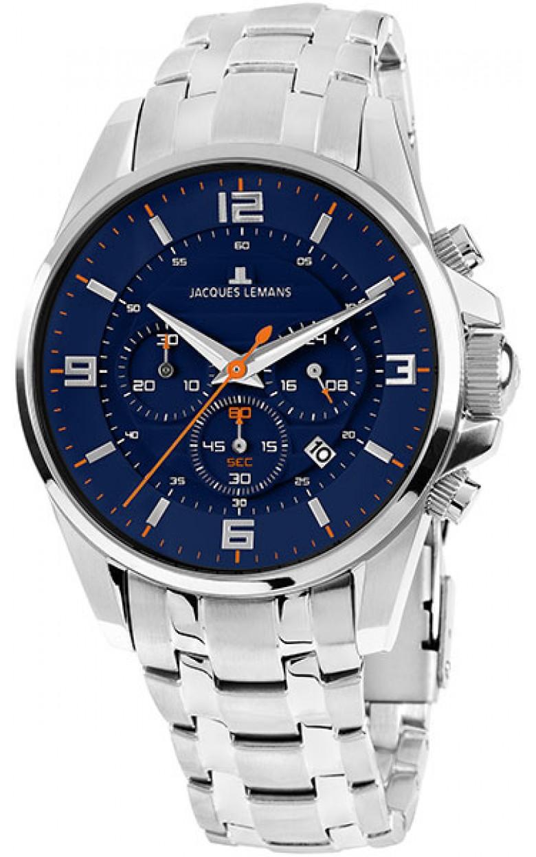1-1799H  кварцевые наручные часы Jacques Lemans  1-1799H