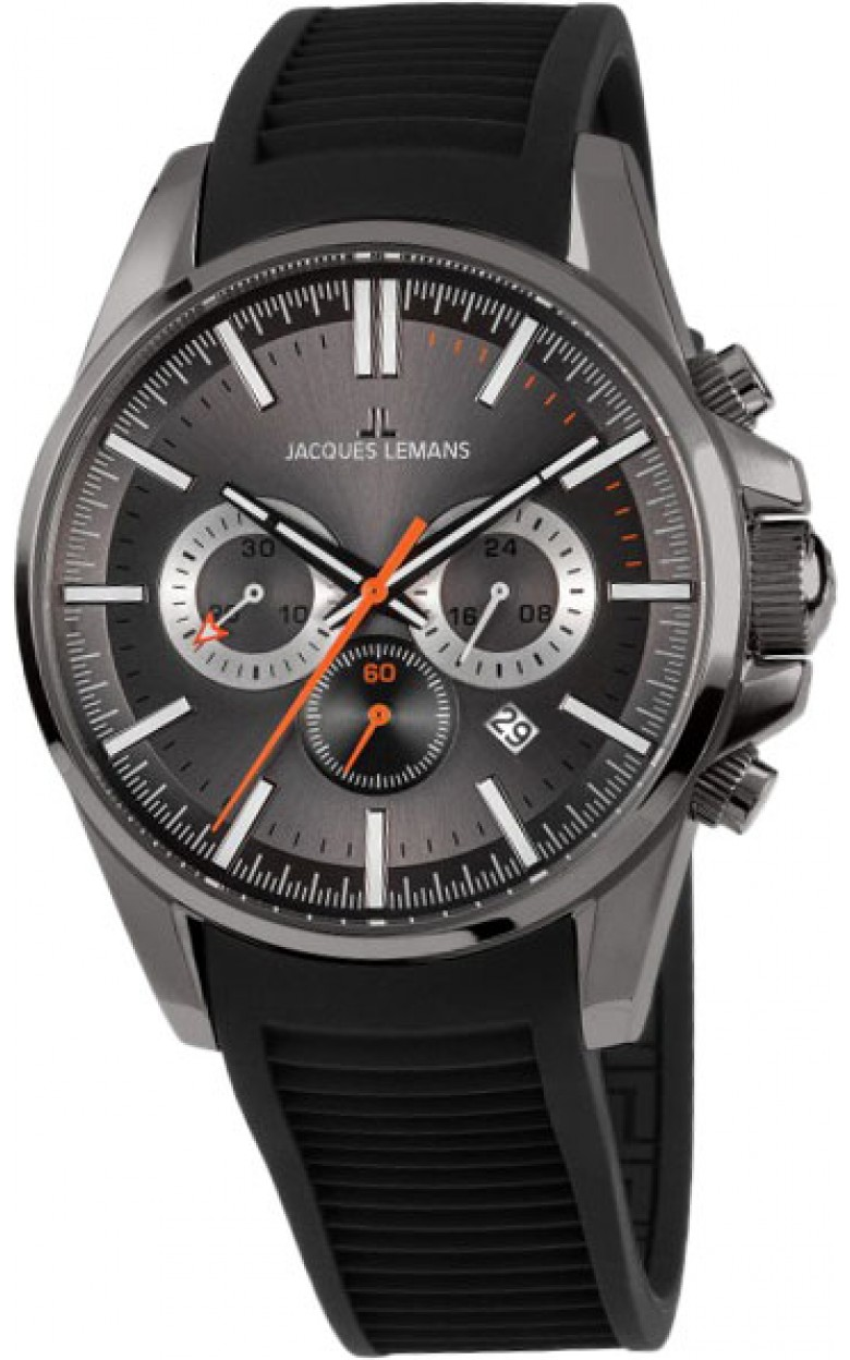 1-1799M  кварцевые наручные часы Jacques Lemans для мужчин  1-1799M