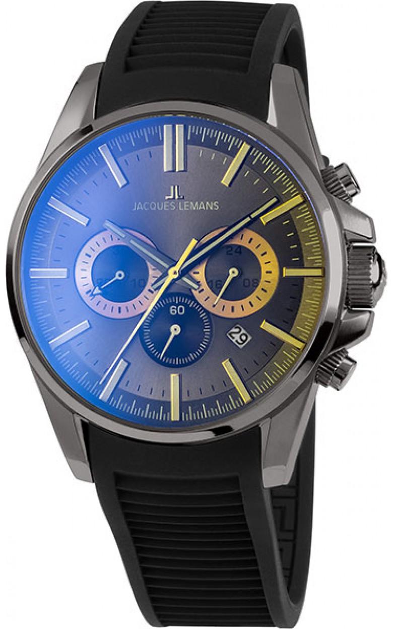 1-1799O  кварцевые часы Jacques Lemans  1-1799O