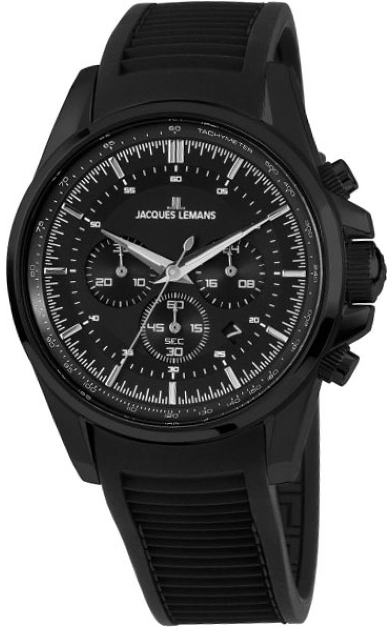 1-1799ZB  кварцевые наручные часы Jacques Lemans для мужчин  1-1799ZB