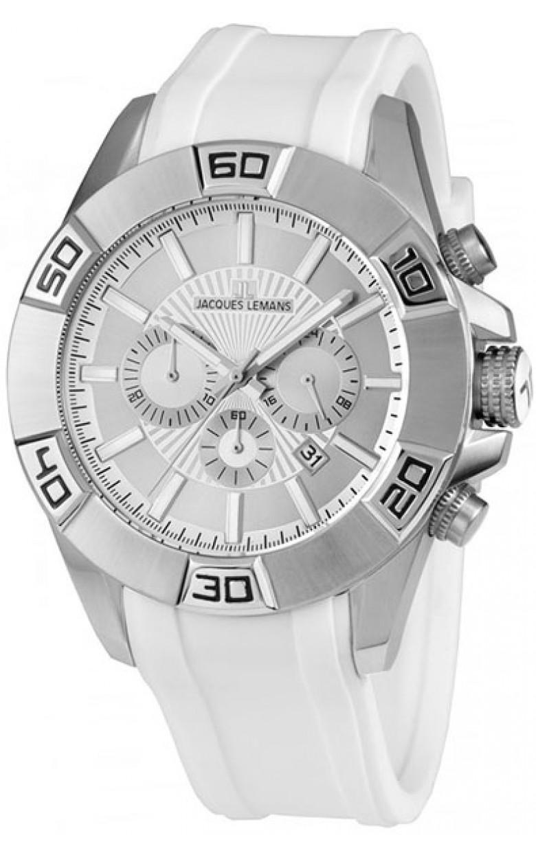 1-1808B  кварцевые наручные часы Jacques Lemans  1-1808B