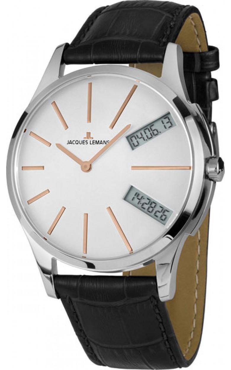 1-1813i  кварцевые часы Jacques Lemans  1-1813i