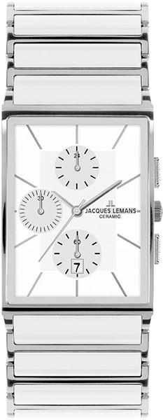 1-1817B  кварцевые часы Jacques Lemans  1-1817B