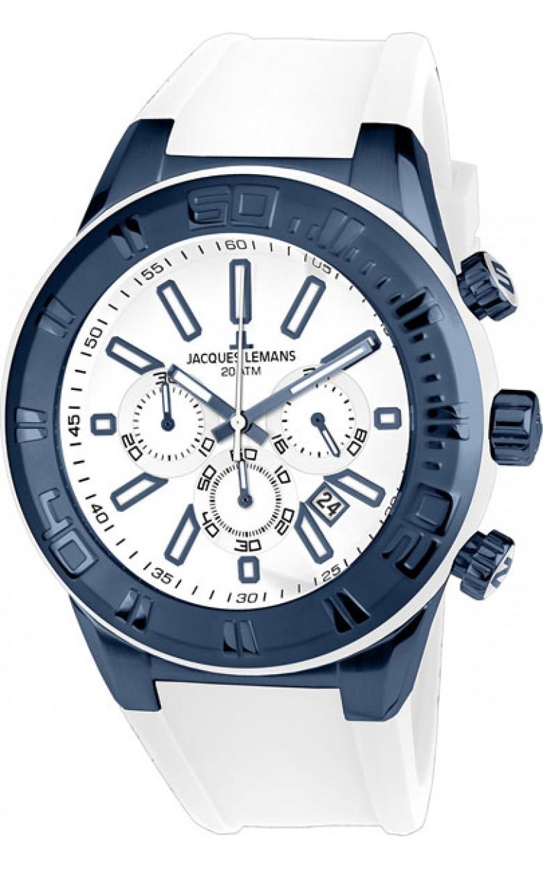1-1820J  кварцевые часы Jacques Lemans  1-1820J