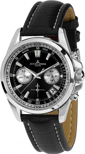 1-1830A  кварцевые наручные часы Jacques Lemans  1-1830A