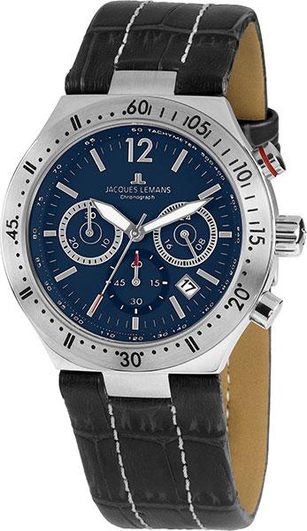 1-1837C  кварцевые наручные часы Jacques Lemans  1-1837C