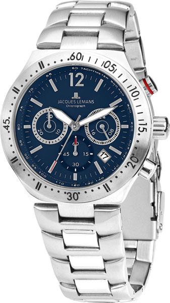 1-1837H  кварцевые наручные часы Jacques Lemans для мужчин  1-1837H