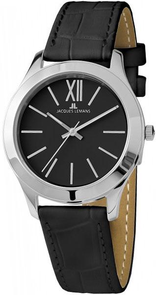 1-1840A  кварцевые наручные часы Jacques Lemans для женщин  1-1840A
