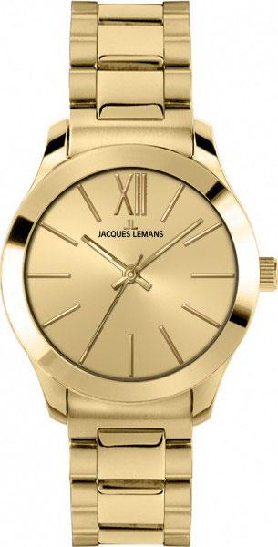 1-1840G  кварцевые наручные часы Jacques Lemans для женщин  1-1840G