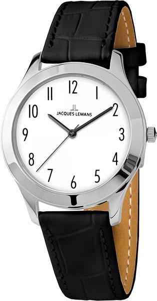 1-1840ZC  кварцевые наручные часы Jacques Lemans  1-1840ZC
