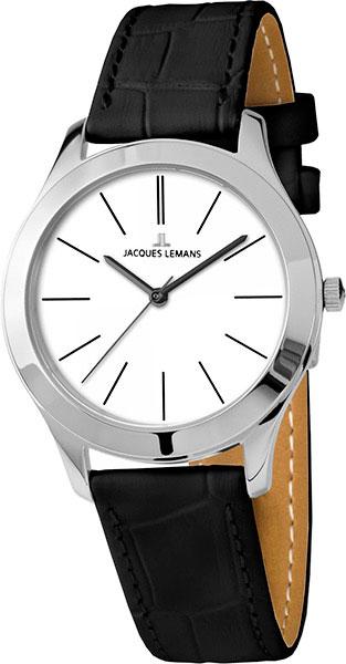 1-1840ZD  женские кварцевые наручные часы Jacques Lemans  1-1840ZD