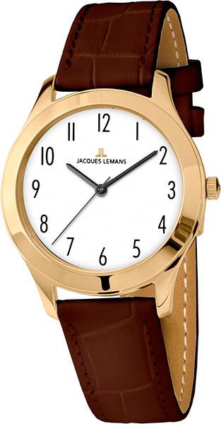 1-1840ZF  кварцевые наручные часы Jacques Lemans  1-1840ZF