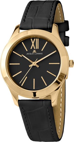 1-1840ZJ  кварцевые наручные часы Jacques Lemans для женщин  1-1840ZJ