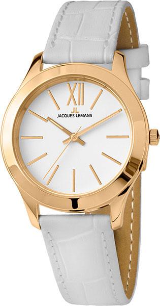 1-1840ZK  кварцевые наручные часы Jacques Lemans для женщин  1-1840ZK