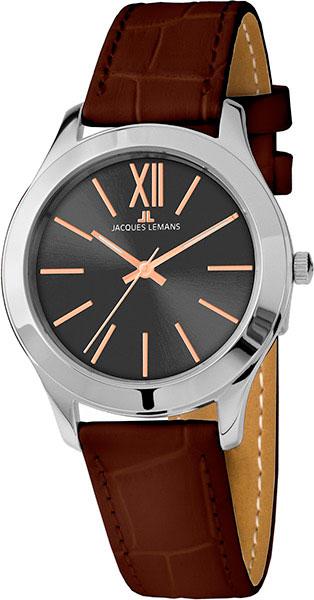 1-1840Zi  кварцевые наручные часы Jacques Lemans для женщин  1-1840Zi