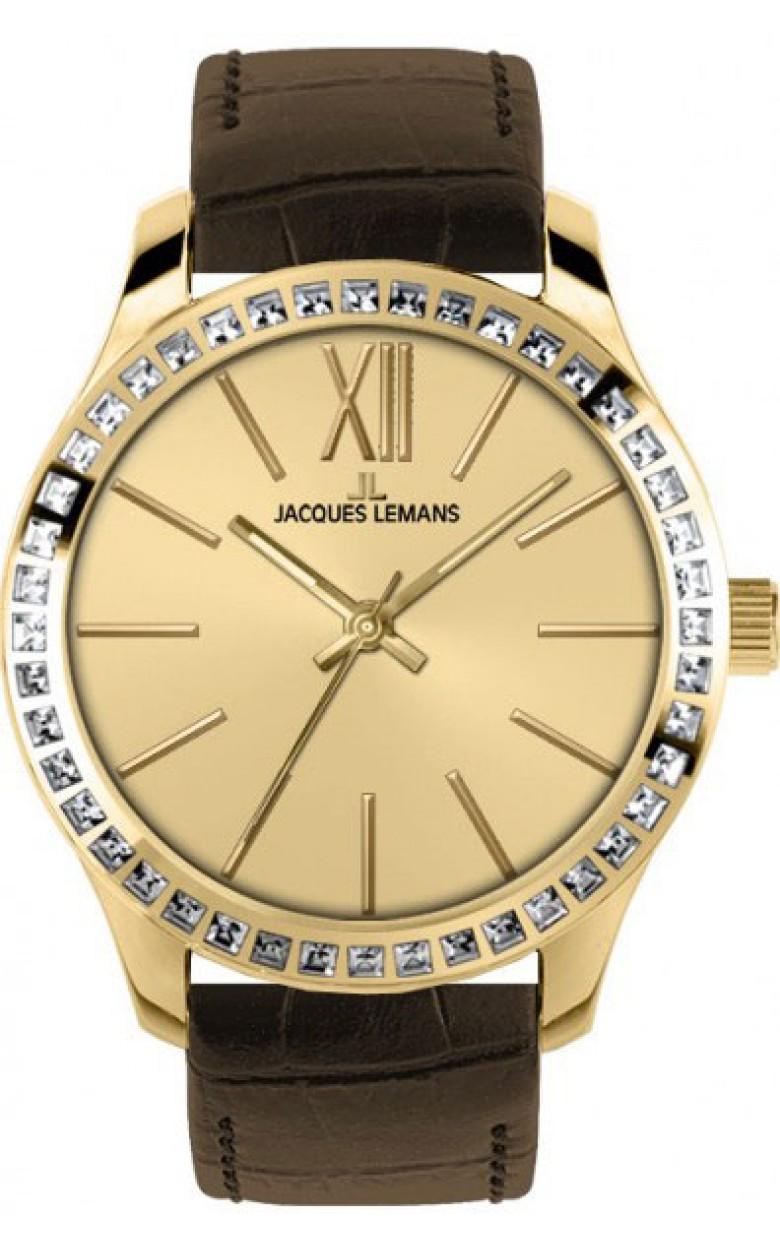 1-1841C  женские кварцевые наручные часы Jacques Lemans  1-1841C