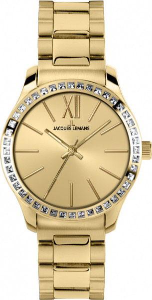 1-1841G  женские кварцевые наручные часы Jacques Lemans  1-1841G