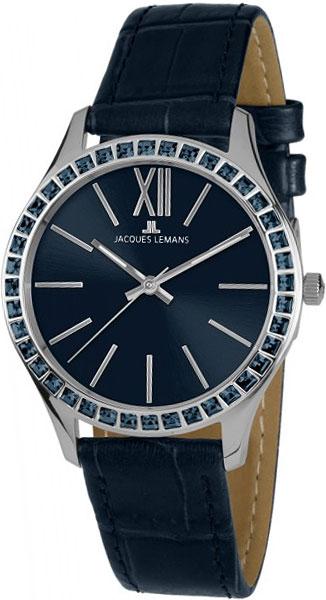 1-1841K  женские кварцевые наручные часы Jacques Lemans  1-1841K