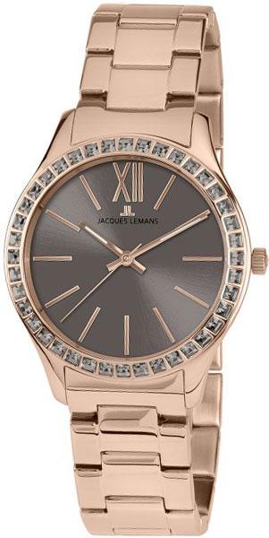 1-1841R  кварцевые часы Jacques Lemans  1-1841R