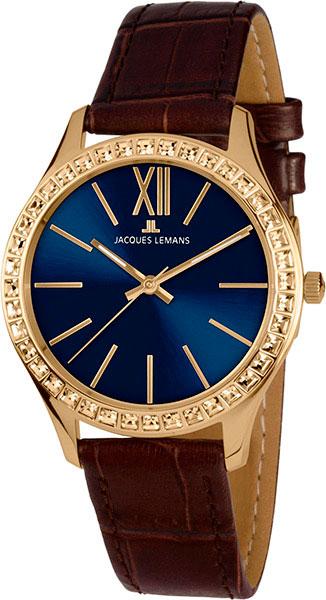 """1-1841ZA  кварцевые наручные часы Jacques Lemans """"Classic""""  1-1841ZA"""