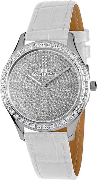 1-1841ZE  кварцевые наручные часы Jacques Lemans для женщин  1-1841ZE