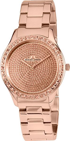 """1-1841ZL  кварцевые наручные часы Jacques Lemans """"Classic""""  1-1841ZL"""