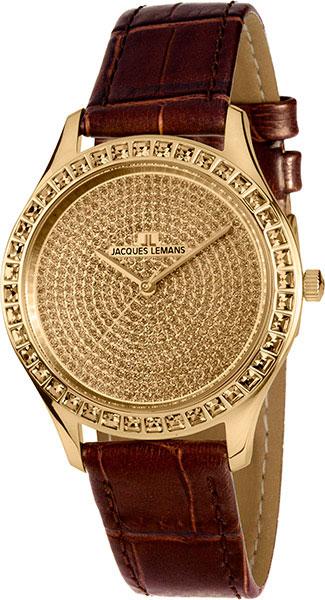 1-1841Zi  кварцевые часы Jacques Lemans  1-1841Zi
