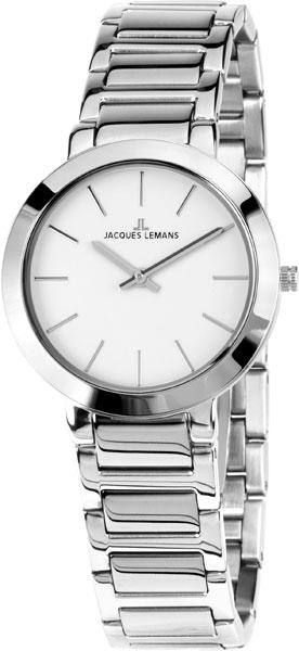 1-1842A  кварцевые наручные часы Jacques Lemans для женщин  1-1842A