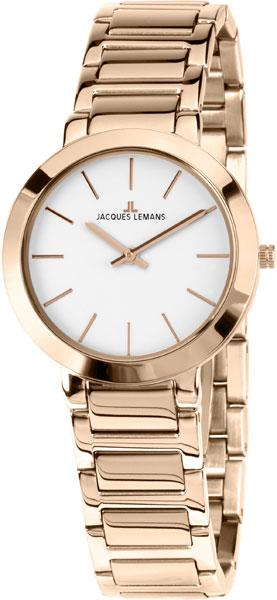 1-1842C  женские кварцевые наручные часы Jacques Lemans  1-1842C