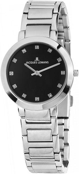 1-1842G  женские кварцевые наручные часы Jacques Lemans  1-1842G