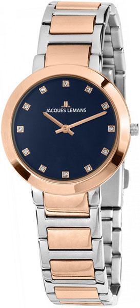 """1-1842H  кварцевые наручные часы Jacques Lemans """"Classic""""  1-1842H"""