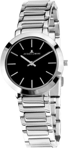 1-1842L  кварцевые наручные часы Jacques Lemans  1-1842L