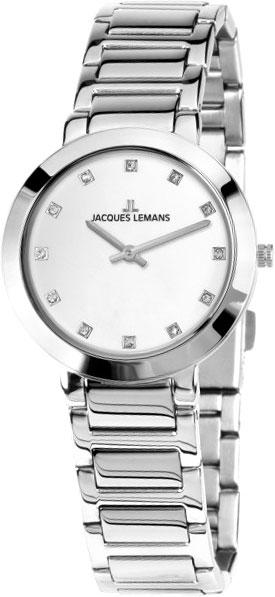 1-1842M  кварцевые наручные часы Jacques Lemans  1-1842M