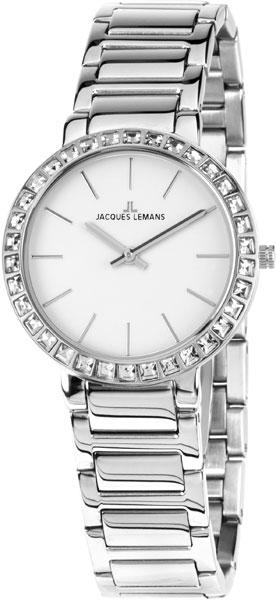 1-1843A  кварцевые наручные часы Jacques Lemans для женщин  1-1843A