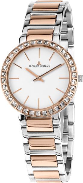 1-1843B  женские кварцевые наручные часы Jacques Lemans  1-1843B