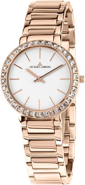 1-1843C  кварцевые часы Jacques Lemans  1-1843C
