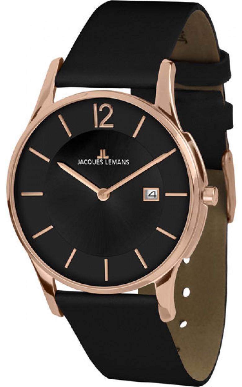 1-1850G  кварцевые наручные часы Jacques Lemans  1-1850G