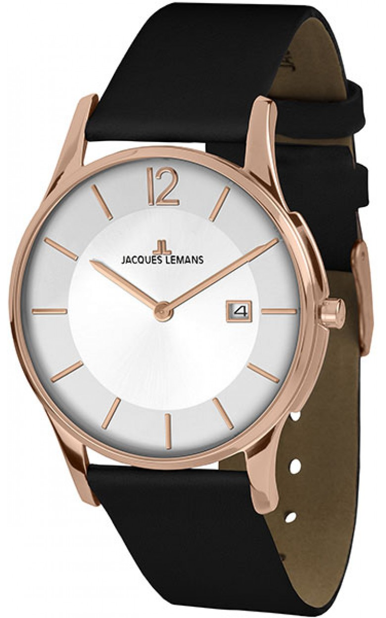 1-1850H  женские кварцевые наручные часы Jacques Lemans  1-1850H