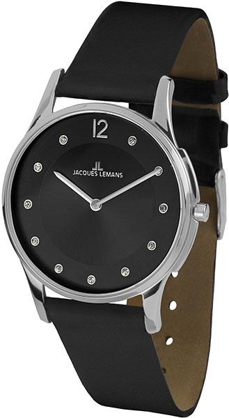 1-1851K  женские кварцевые наручные часы Jacques Lemans  1-1851K