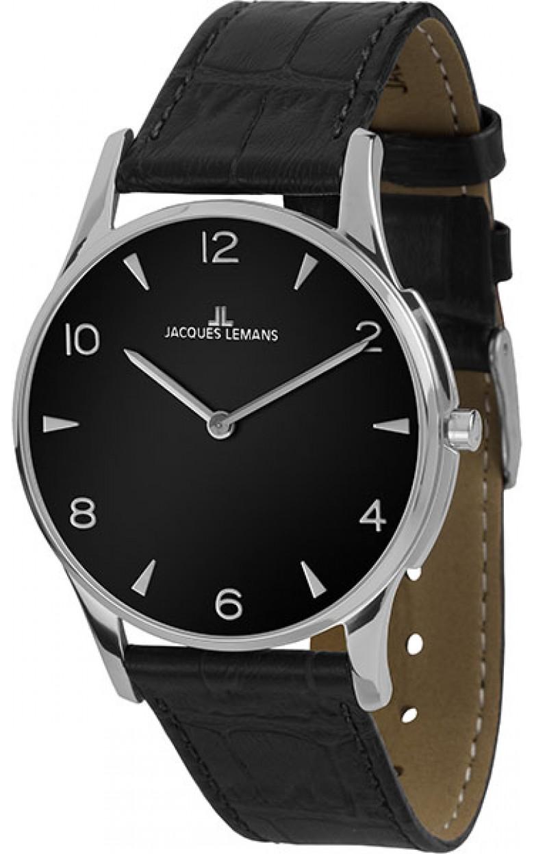 1-1851ZA  кварцевые наручные часы Jacques Lemans для женщин  1-1851ZA