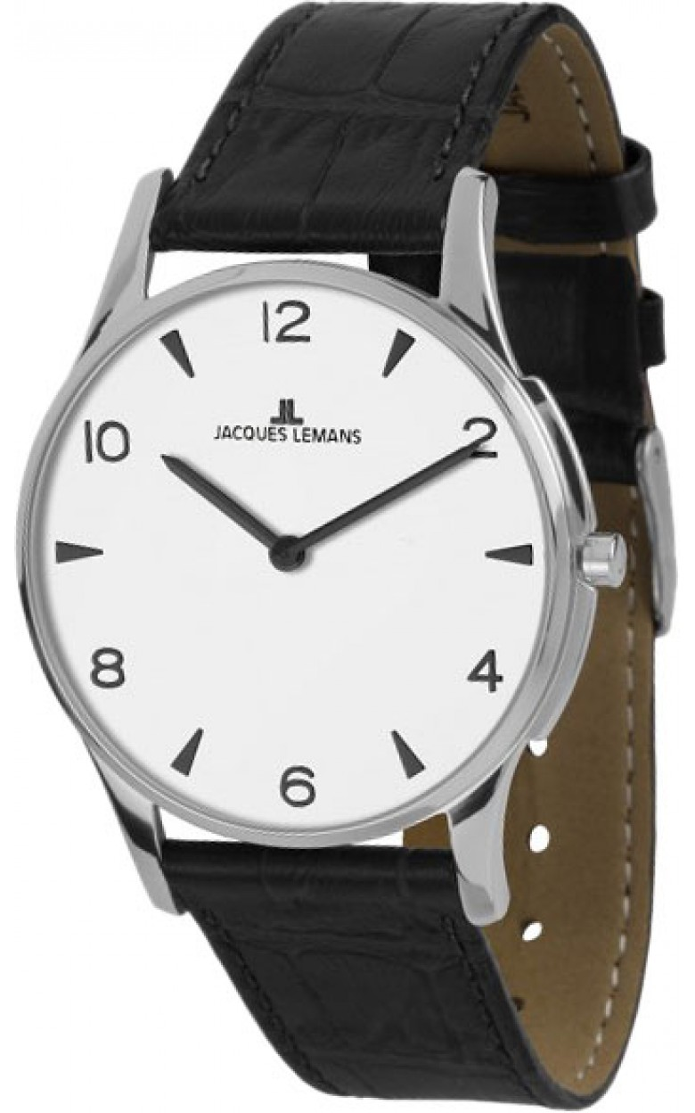 1-1851ZB  кварцевые наручные часы Jacques Lemans для женщин  1-1851ZB