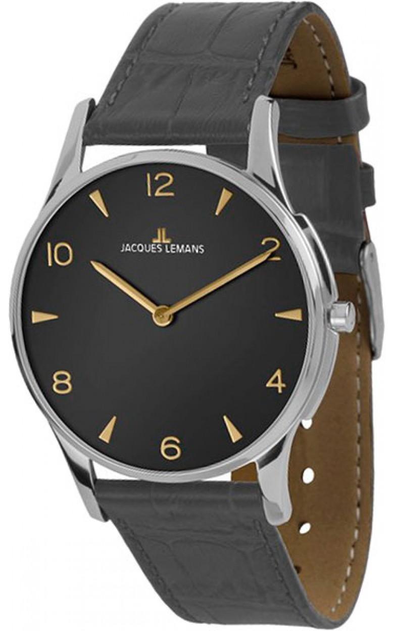 1-1851ZE  кварцевые наручные часы Jacques Lemans для женщин  1-1851ZE