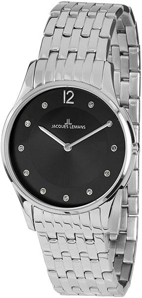 1-1853A  кварцевые наручные часы Jacques Lemans для женщин  1-1853A
