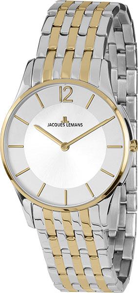 1-1853C  кварцевые наручные часы Jacques Lemans  1-1853C