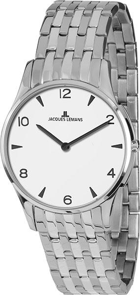 1-1853ZB  кварцевые наручные часы Jacques Lemans для женщин  1-1853ZB