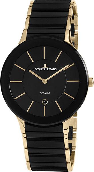 1-1855D  кварцевые наручные часы Jacques Lemans  1-1855D